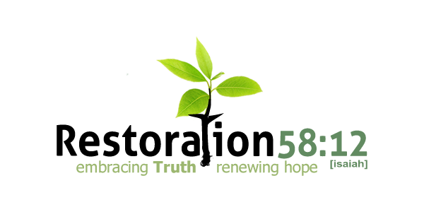 Restoration 58:12 Counseling